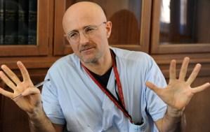 ANNUNCIO CHOC DA MEDICO TORINESE, TRAPIANTO TESTA IN 2 ANNI